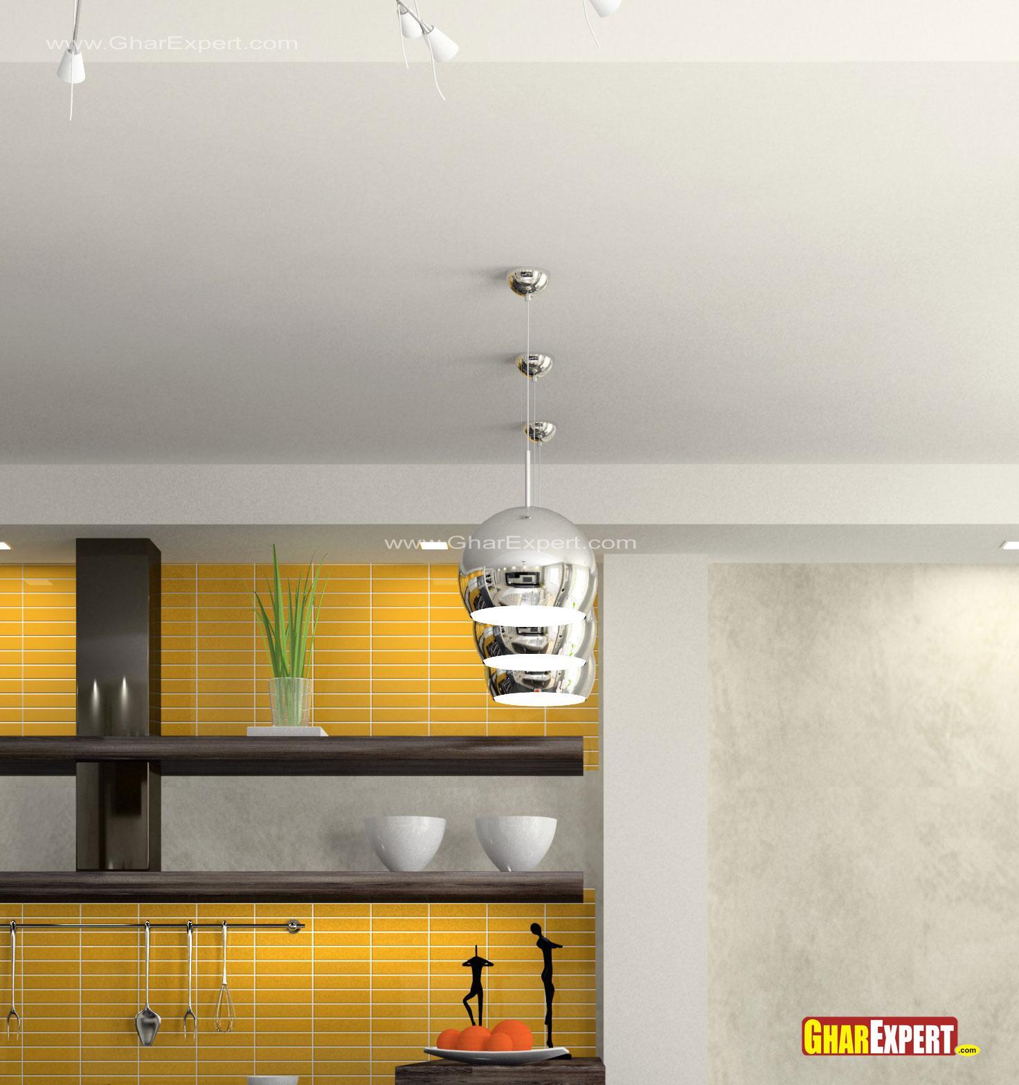 Modern ceiling pendants for ki....