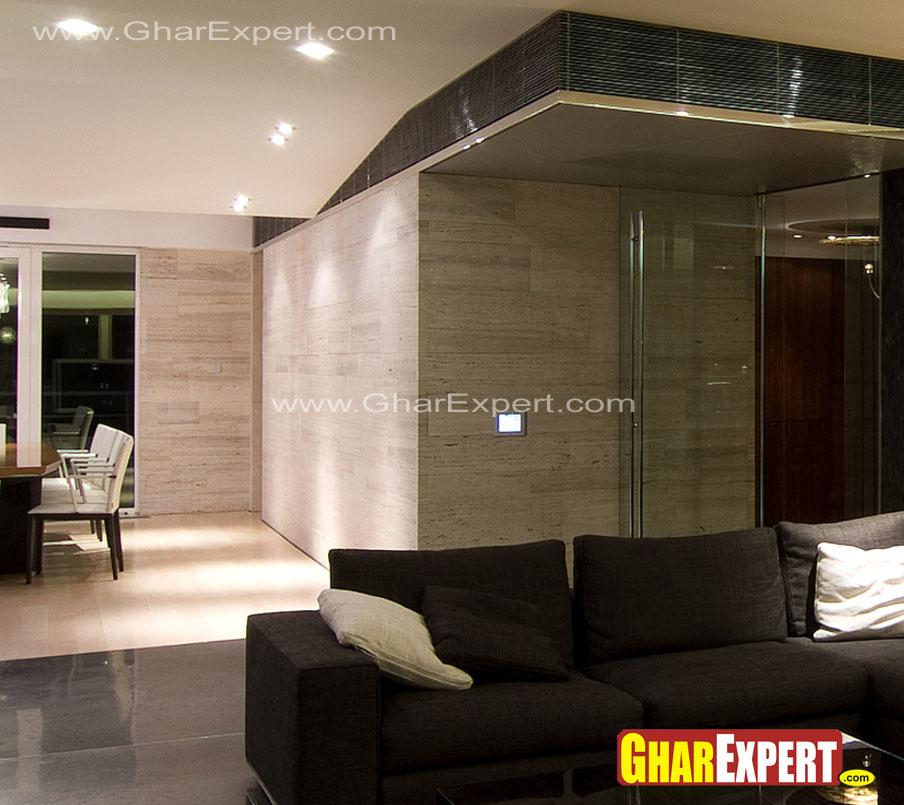 Tiled wall cladding material f....