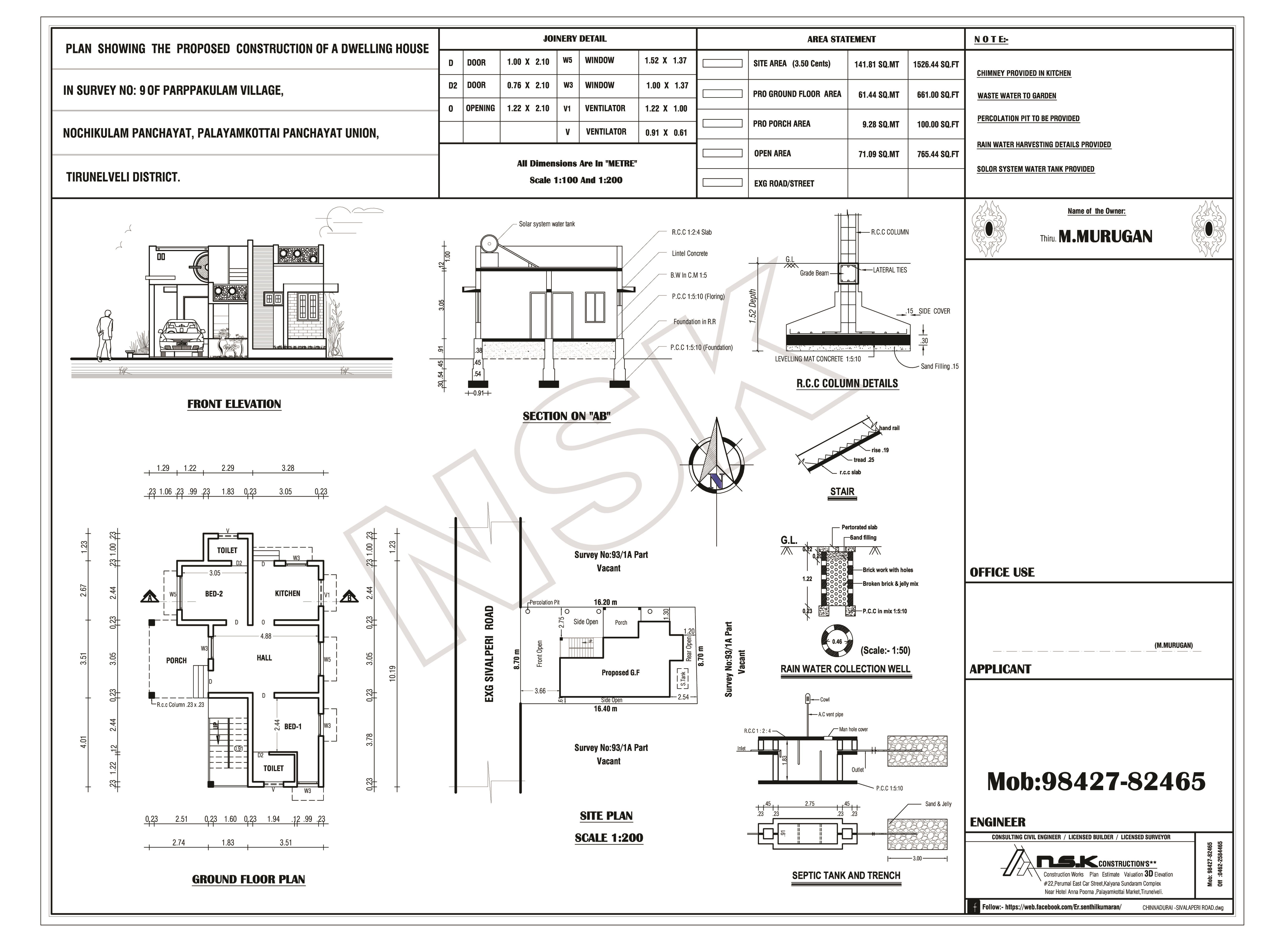 Approval Plan-Tirunelveli Corp....