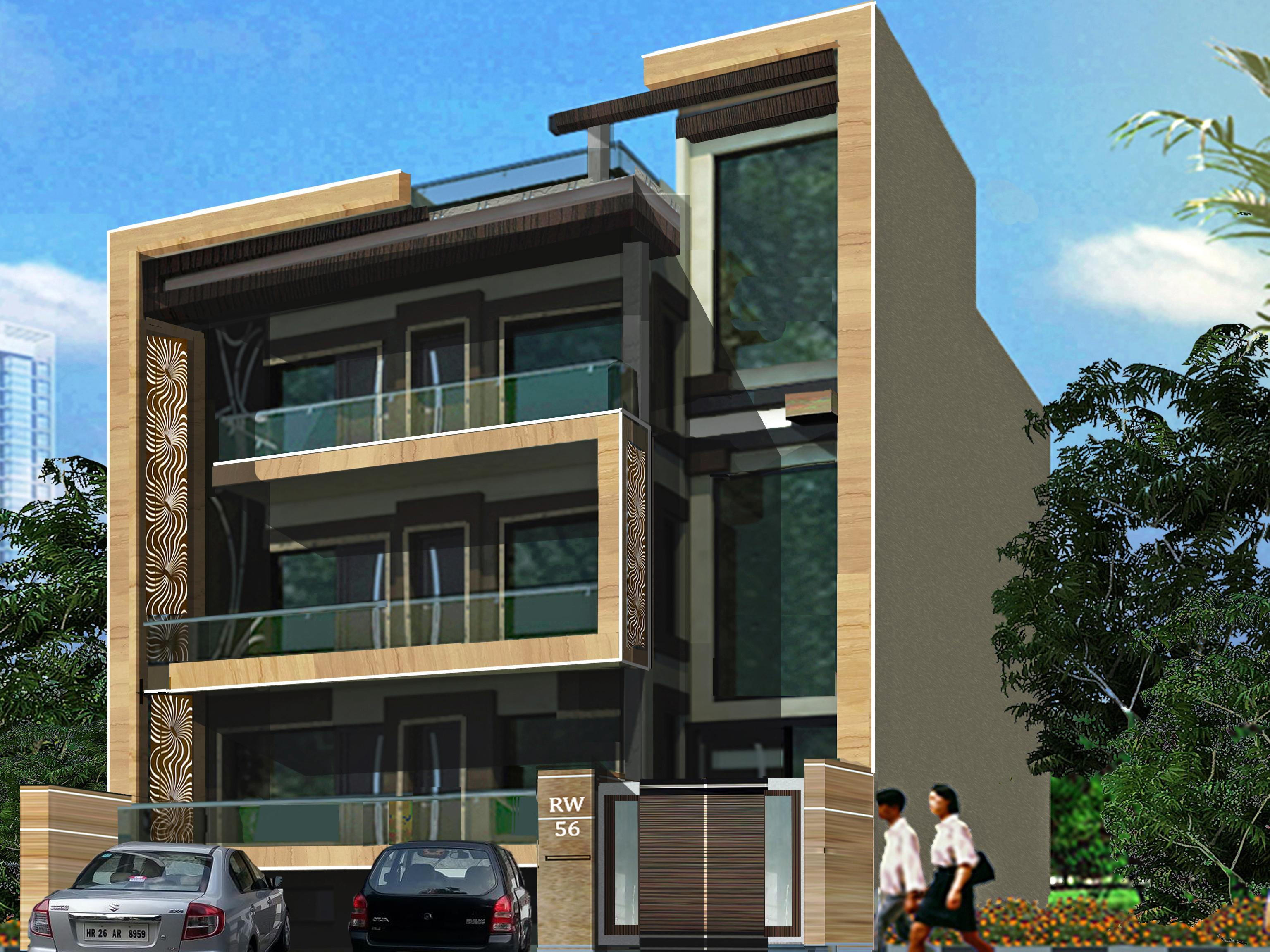exterior for RESIDENCE AT RW 5....