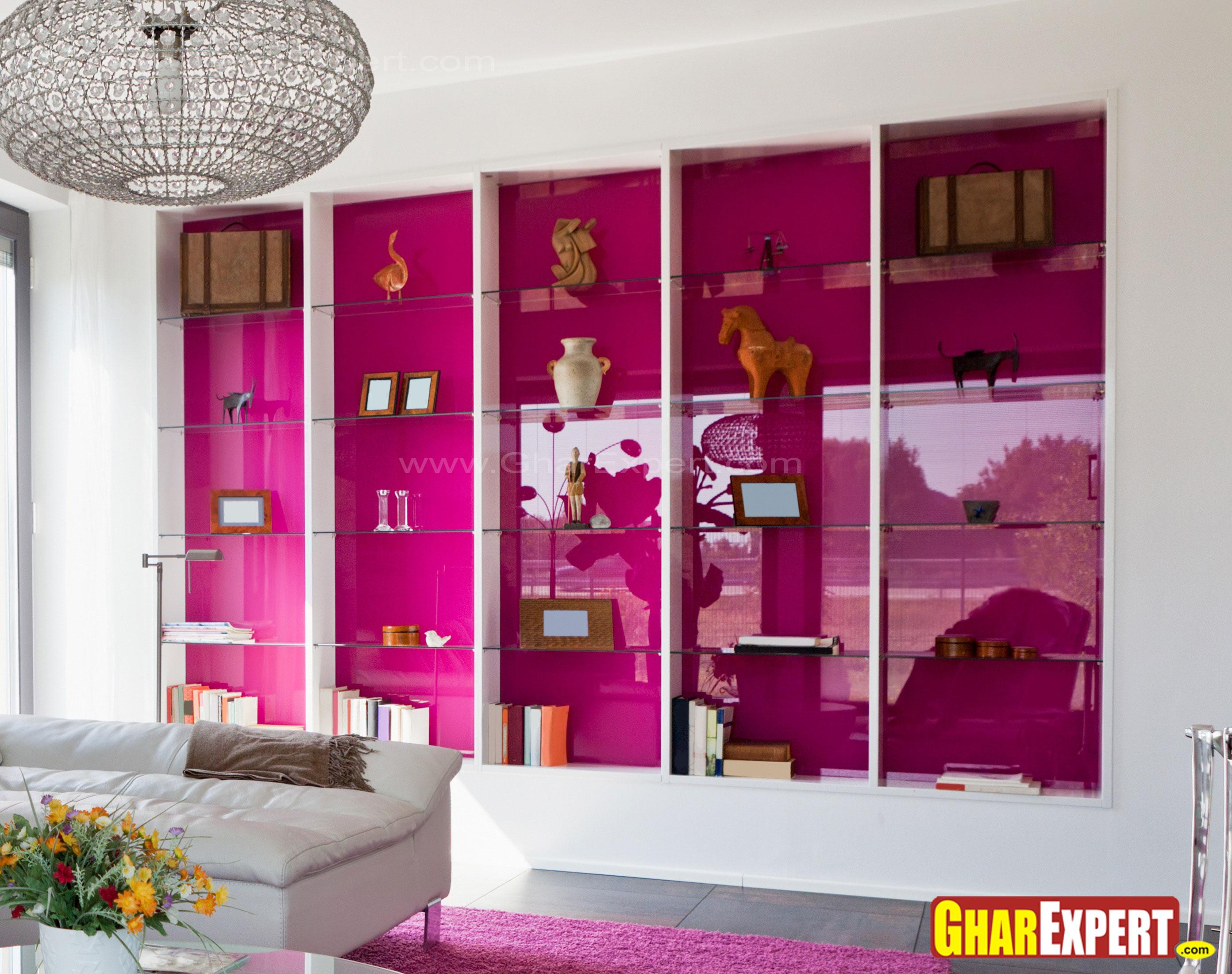 Wall shelves design for bold r....