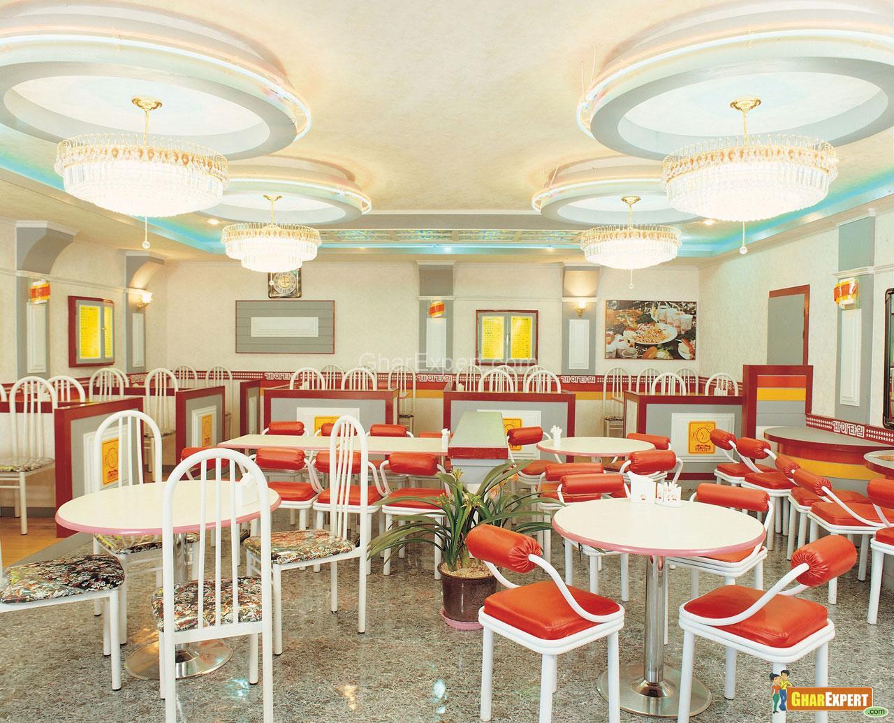 restaurant design - gharexpert