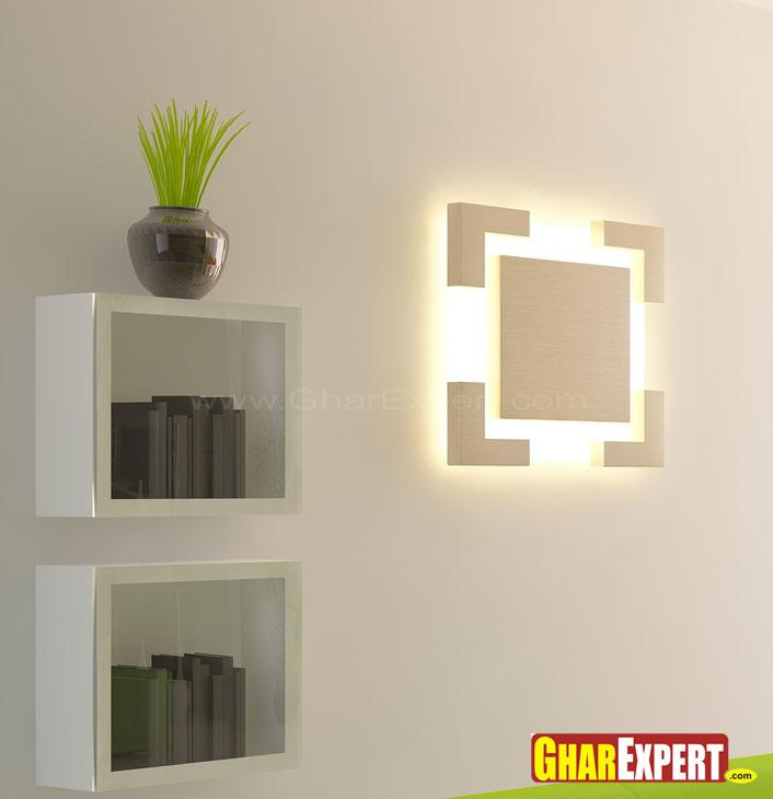 Wall Deco With Lights : Wall Decor with Lights - GharExpert