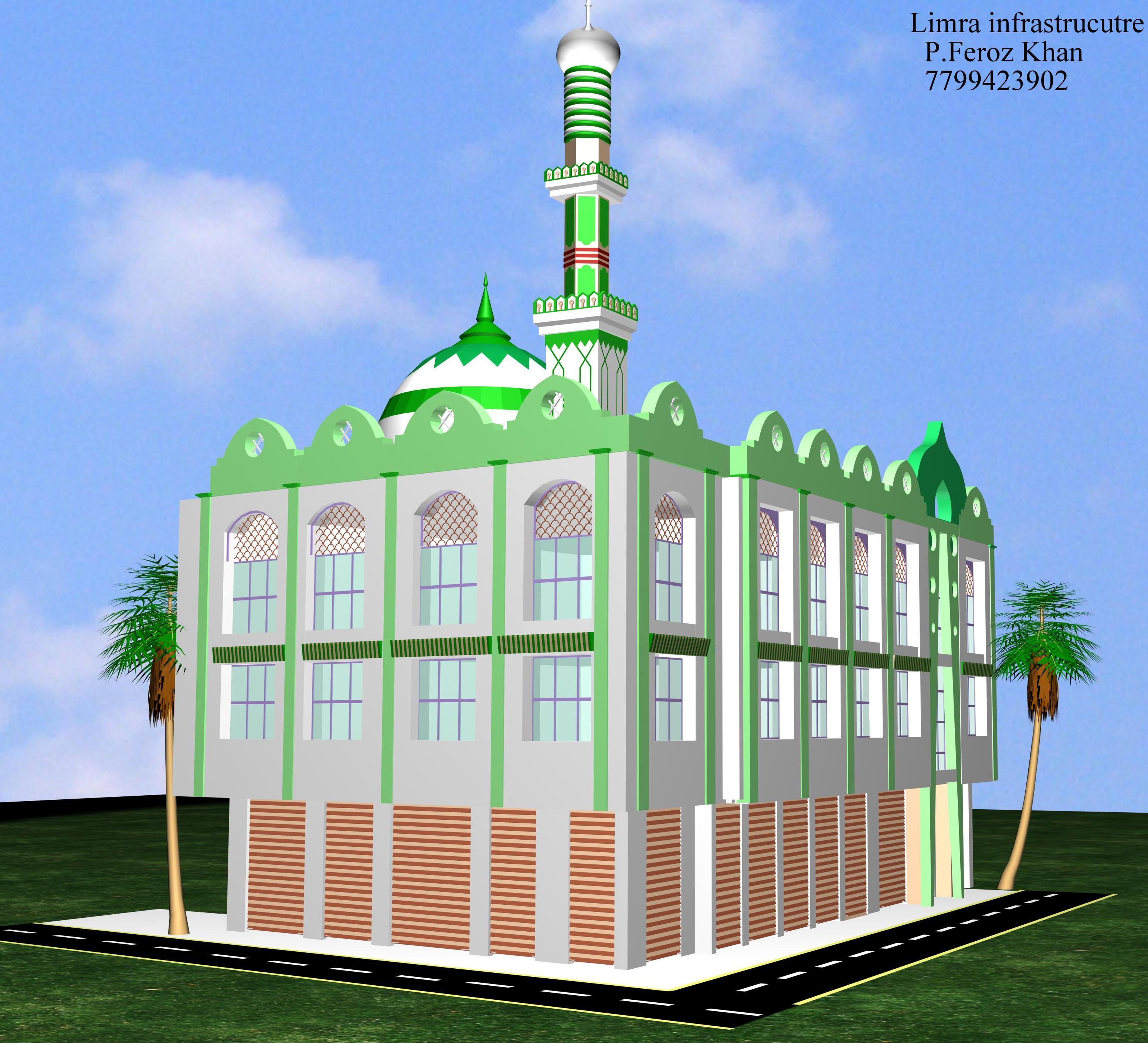 Masjid at Sthambala garuvu