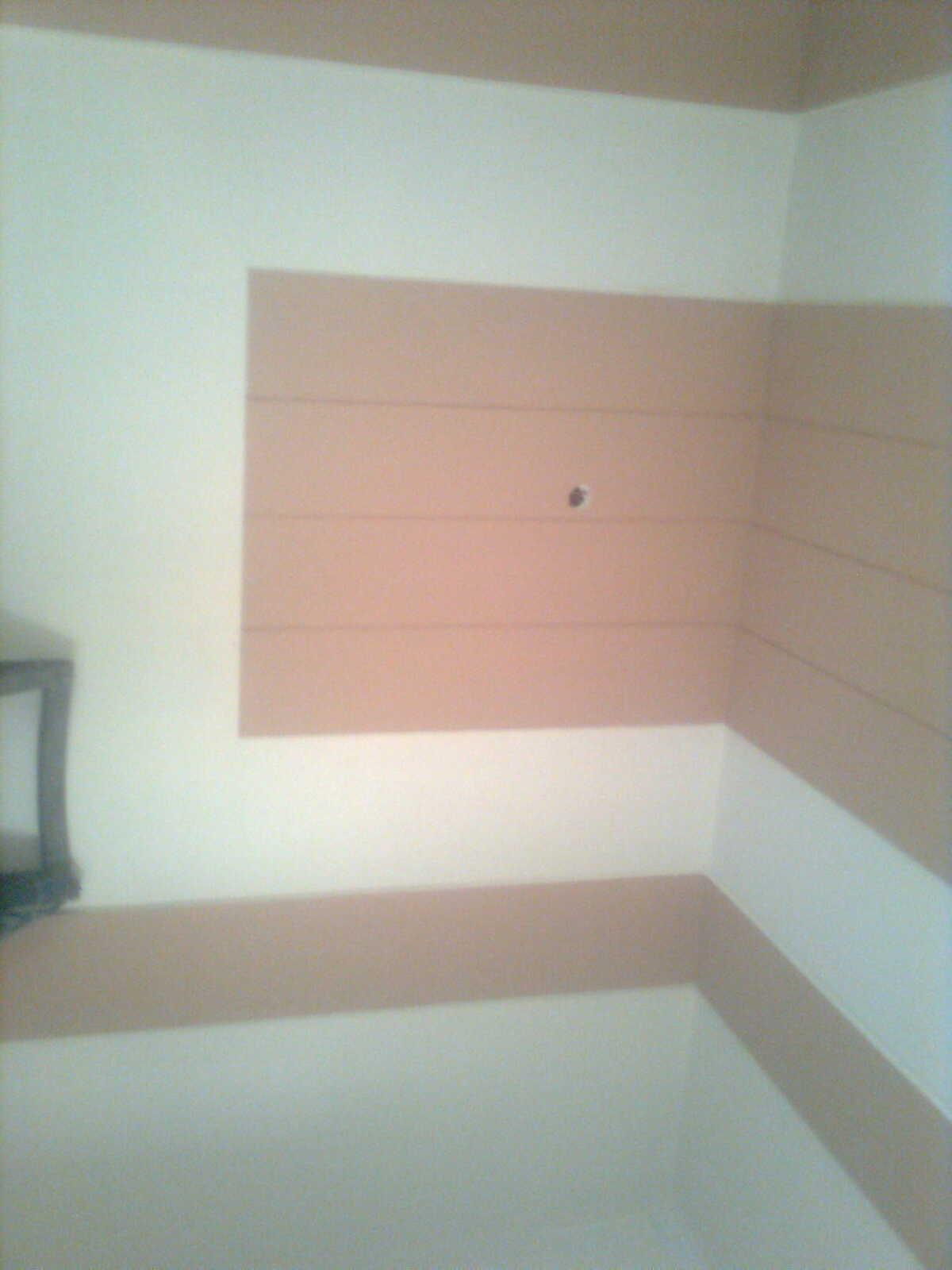 wallpaper ceiling designs pop - photo #26