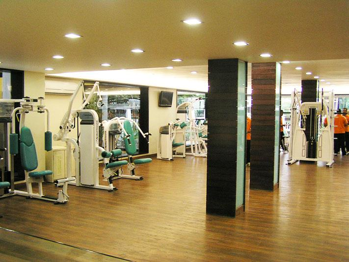 Gym Interior Design Beautiful Home Interiors
