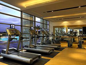 Hotel Gym Interior Design