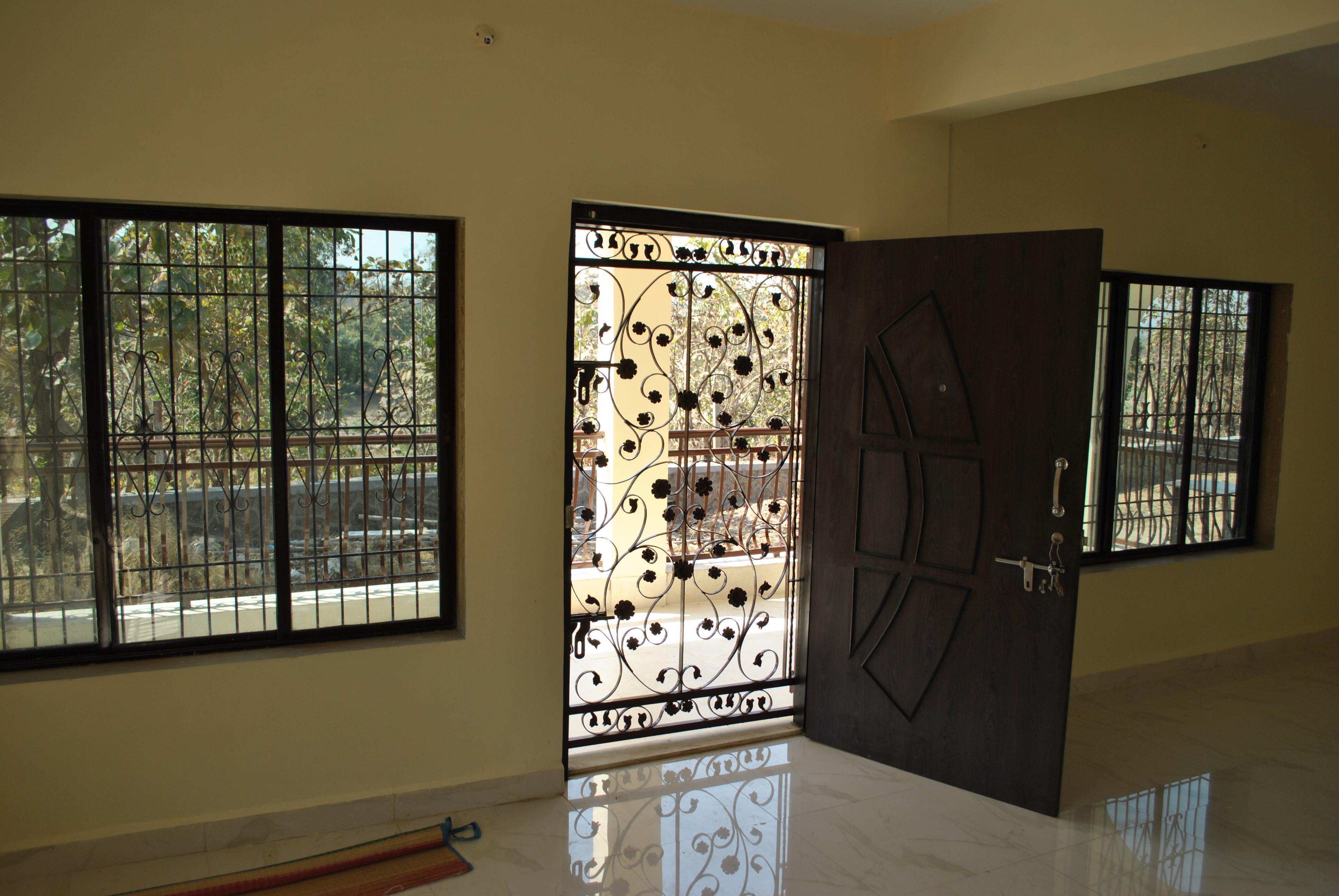 Decorative MS Door - GharExpert