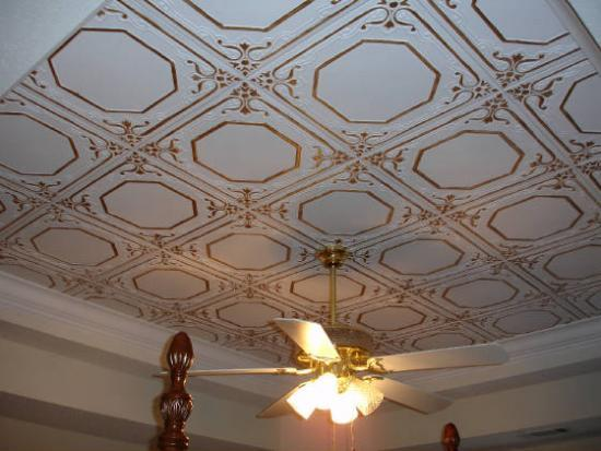 Designer Bedroom Ceiling