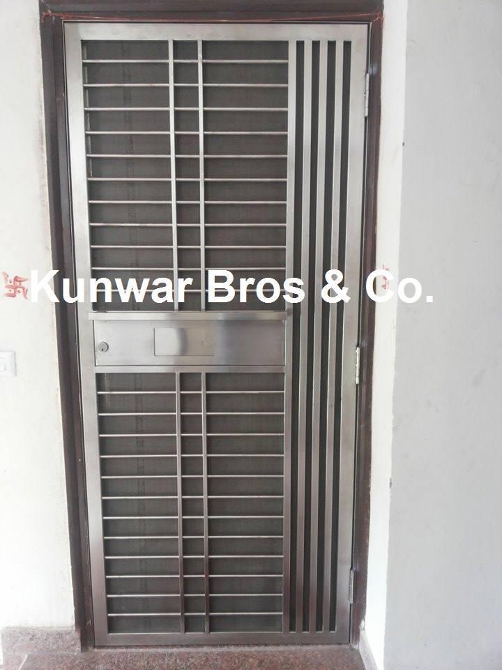 Steel Door Safety Door Gharexpert
