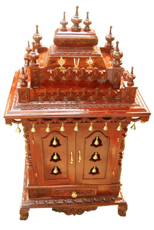 Pooja Mandir for Home in USA