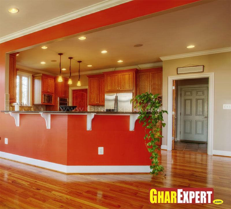 Bright Colors Kitchen