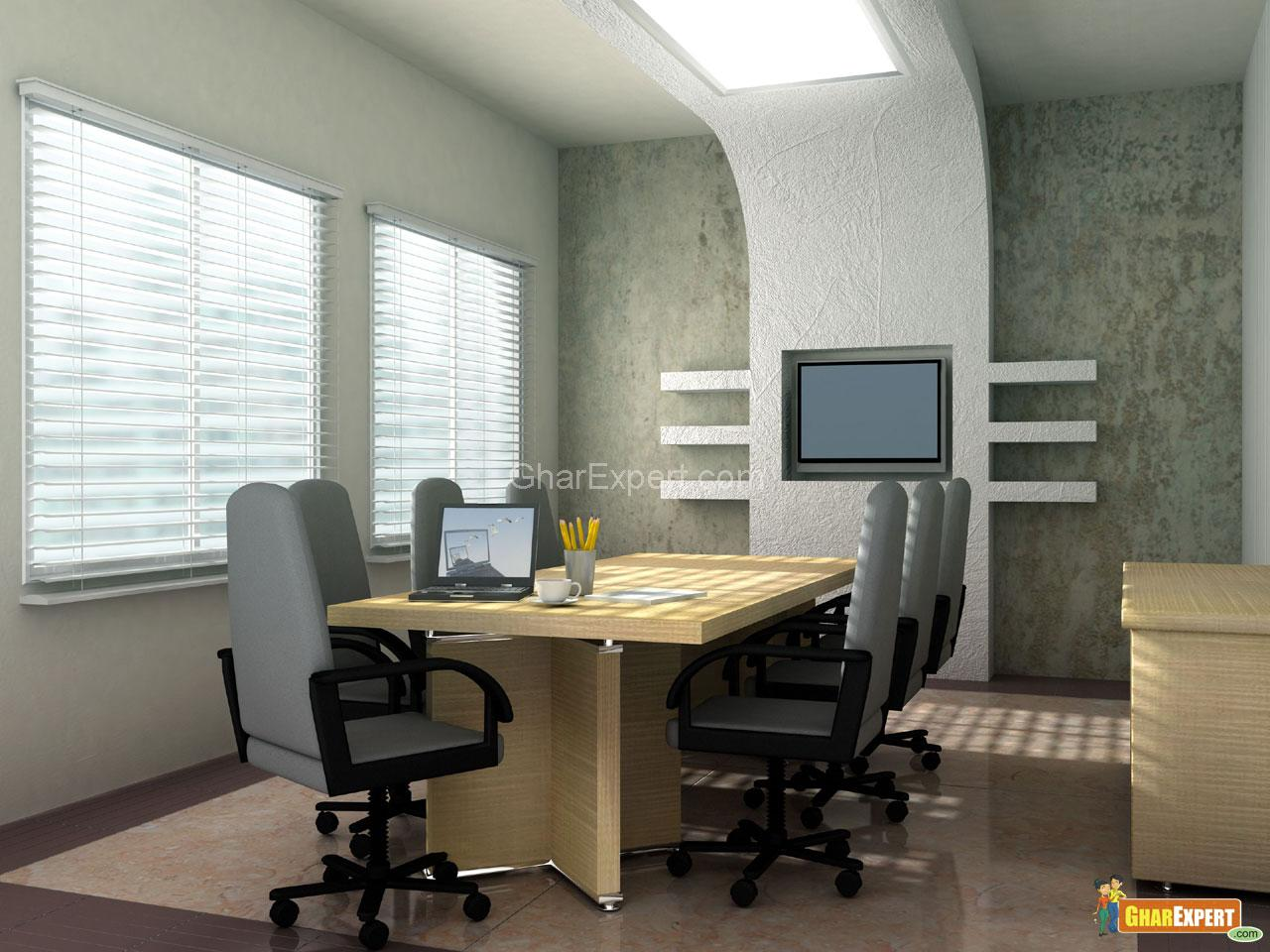 7 Small Bedroom Designs By Professional Experts: Modern Office