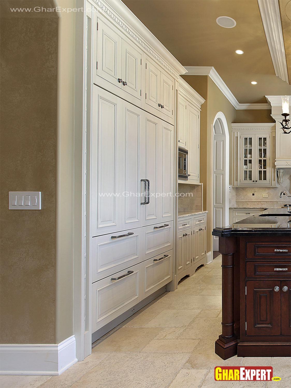 Big kitchen cupboard and cabin....