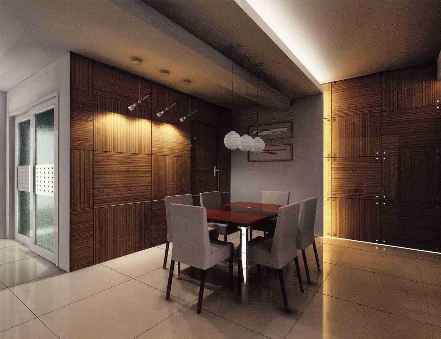 POP Ceiling design for Dining room - GharExpert