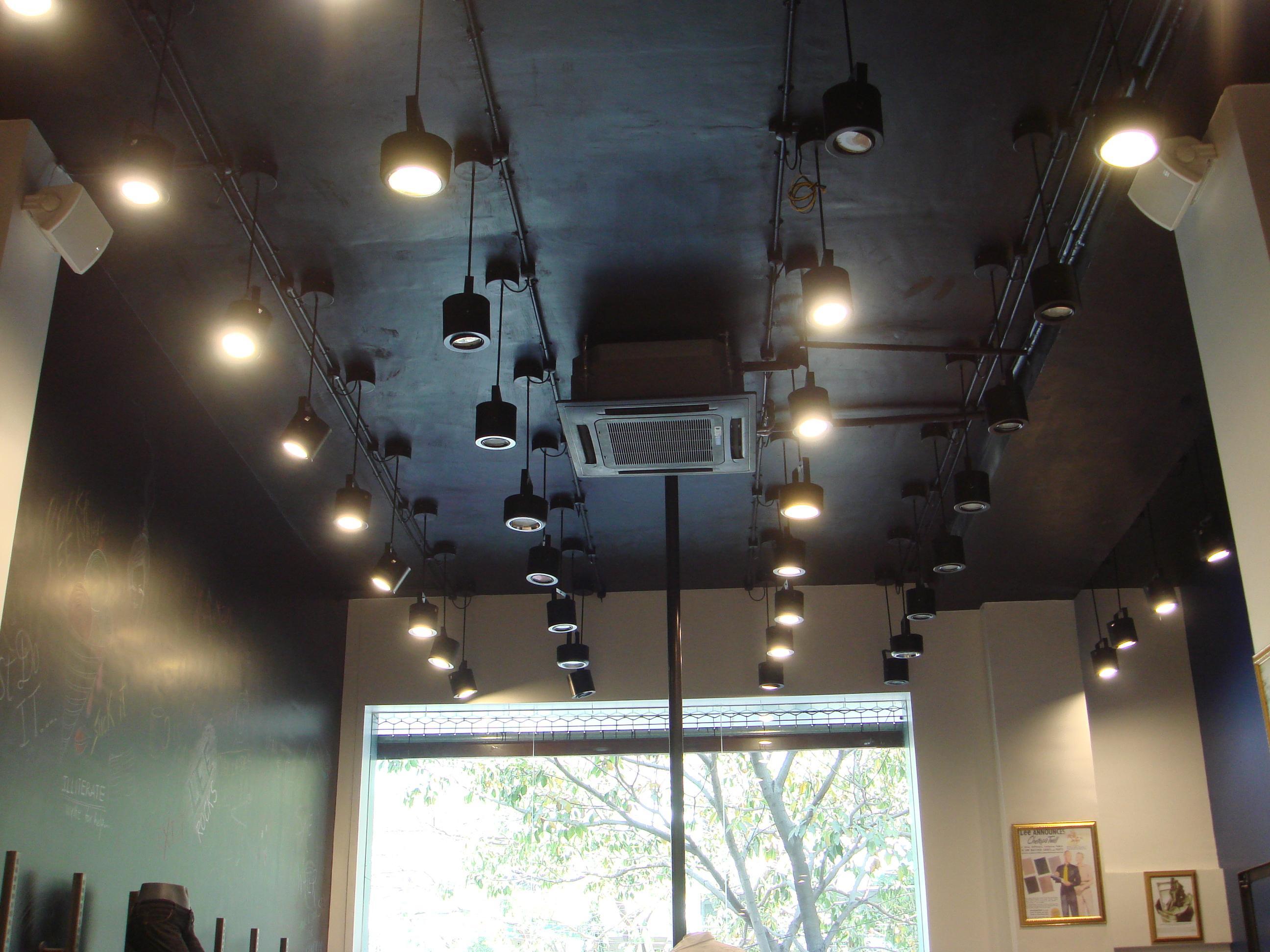 showroom surface lighting & showroom surface lighting - GharExpert