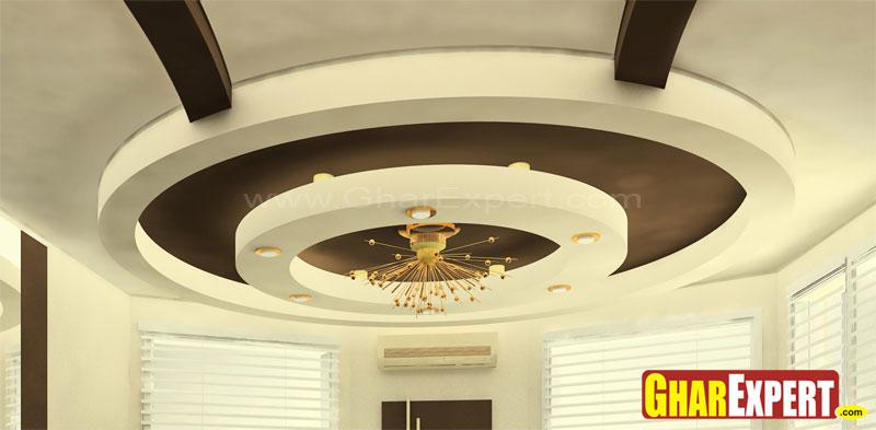 Pop ceiling colour combination home design centre for Pop interior design for hall