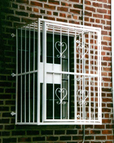 Designs of window grills window safety grills - Window grills design pictures ...