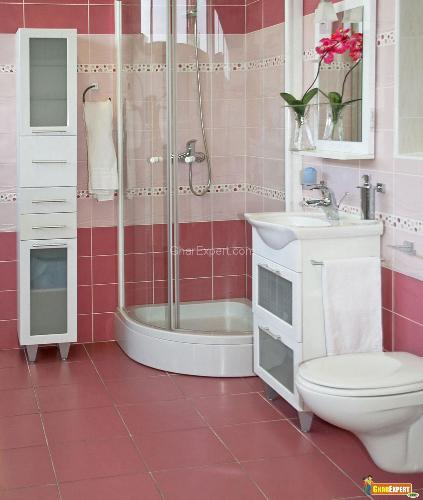 Corner Bath Ideas for Small Bathroom