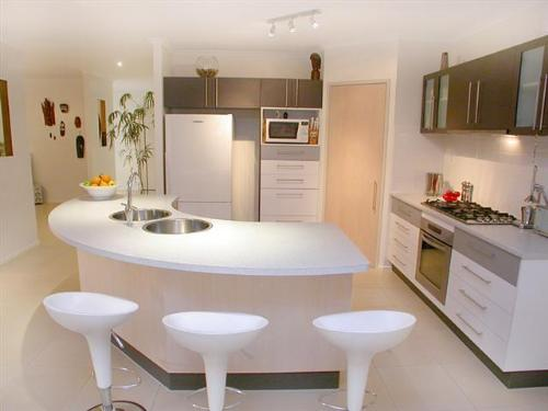 Modern Kitchen Bar Stools Design Ideas