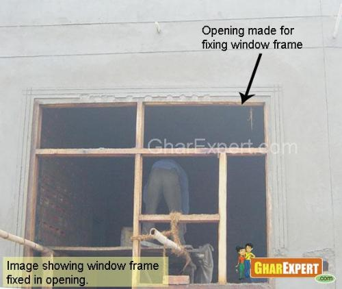 Guidelines for Doors and Windows Opening in Walls - GharExpert.com