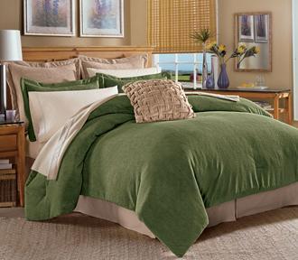 Beau Flannel Bed Sheet