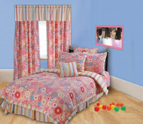 Cotton Floral Bed Sheet