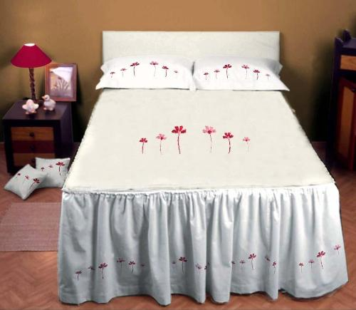 Charmant Cotton Bed Sheets