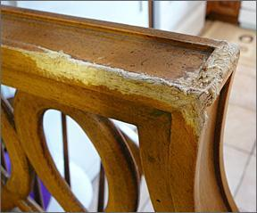 Protect your wooden furniture