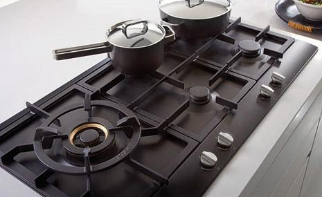 Stylish Gas Hob