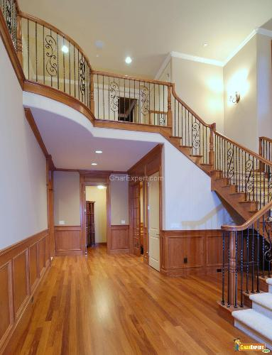 This Article Tells You About Necessary Design Requirements To Be Kept In  Mind While Designing Stairs.