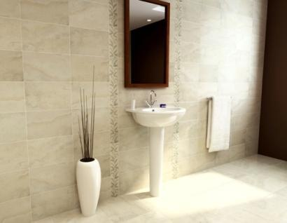 Pedestal Style Bathroom Sink