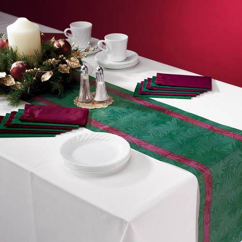 Linen Dining Table 