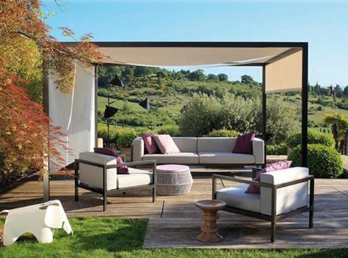 Outdoor or Garden Patio Design and Ideas