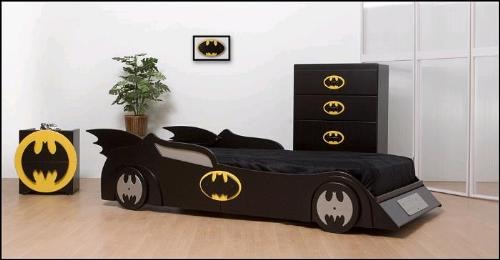 Car Bed for Kids Room