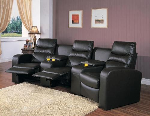 Recliners with Storage
