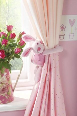 Kids Curtains Tiebacks