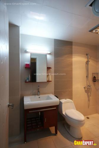 Small space bathroom bathroom for small spaces small for Indian toilet design