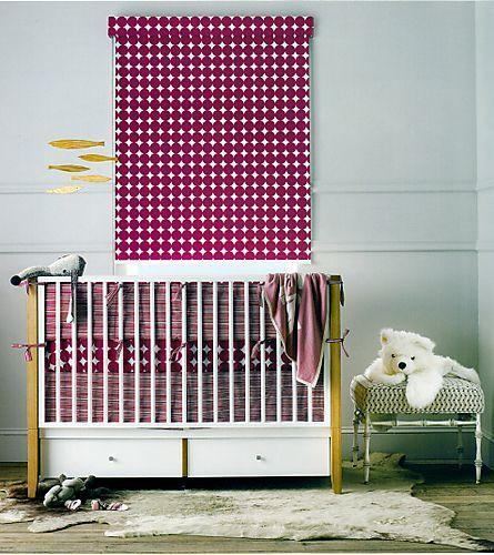 Roller Shades for Baby Room