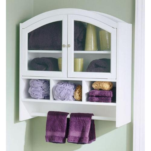 BATHROOM CABINETS AND BATHROOM DECORATING IDEAS FROM SHELFGENIE!