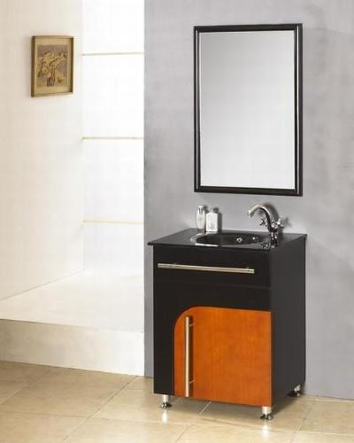 Modern Bathroom Vanity Cabinets with Mirror