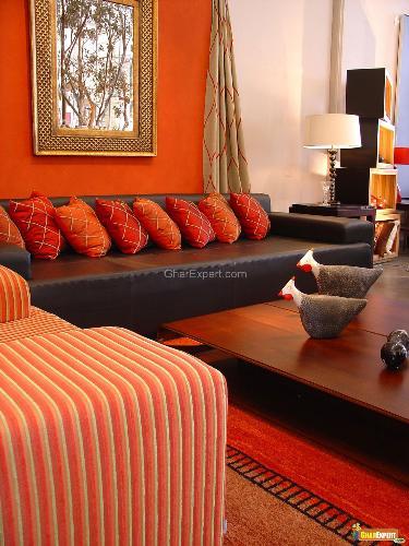 Living Room Decorative Cushions