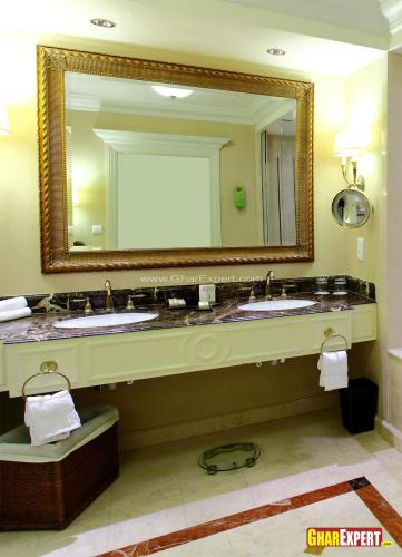 Mirror In The Bathroom Pleasing Bathroom Mirrors  Mirrors In Bathroom  Bathroom Vanity Mirrors . Design Inspiration