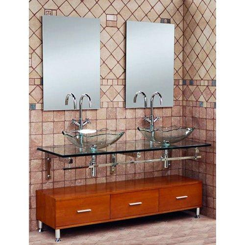 Frameless Bathroom Mirrors