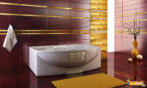 Bathtub for Spa like Experience