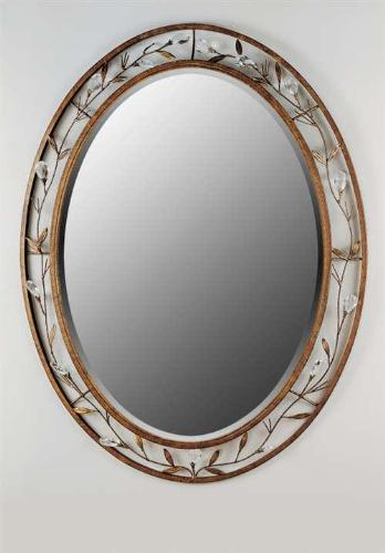 Interior and bedroom decorative mirrors for bathrooms for Fancy mirror