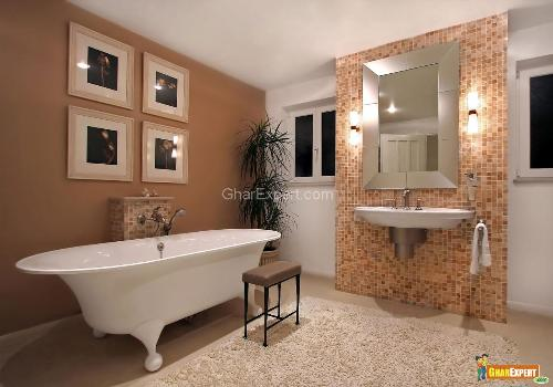 Free Standing Bath Tub Design
