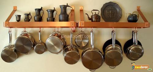 Kitchen Rails