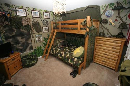Themed Bedroom Ideas for Kids