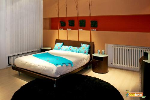 nice room colors modern bedroom color